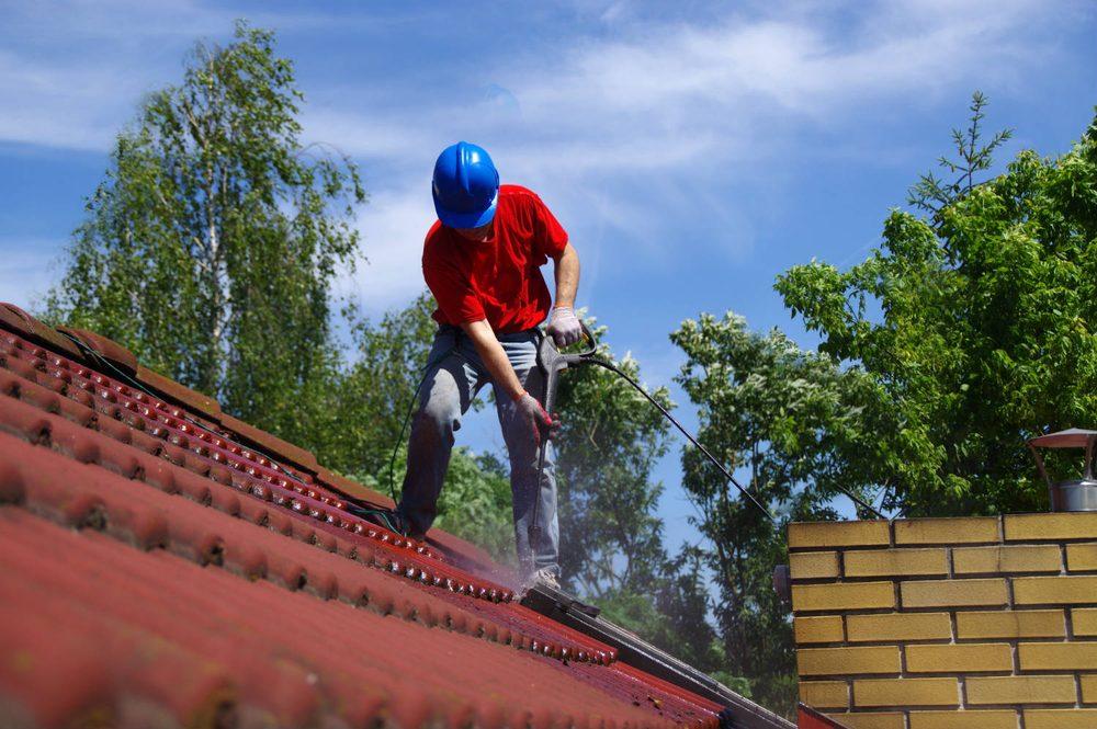 entretien général de votre toiture